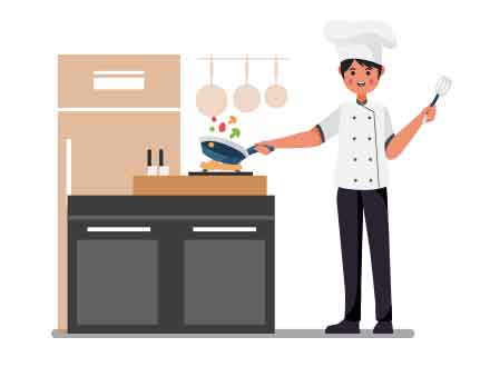 Chef Illustration