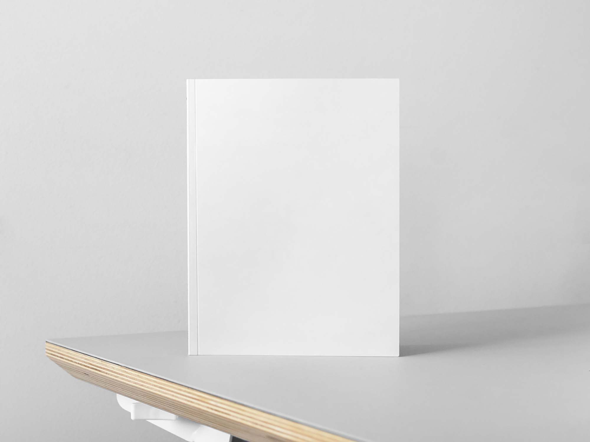 Front Book Cover Mockup 2
