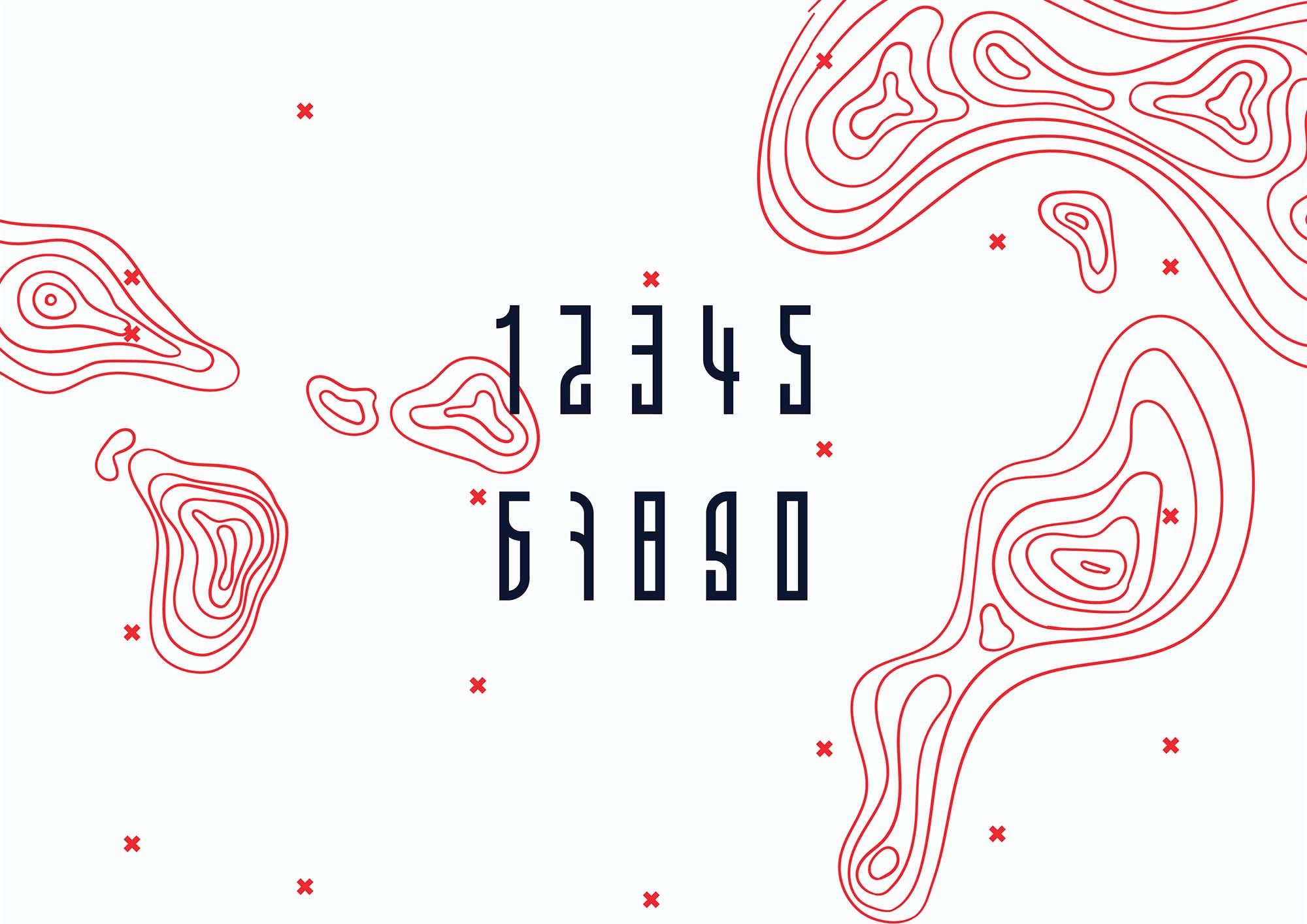 Gaia Condensed Font 1