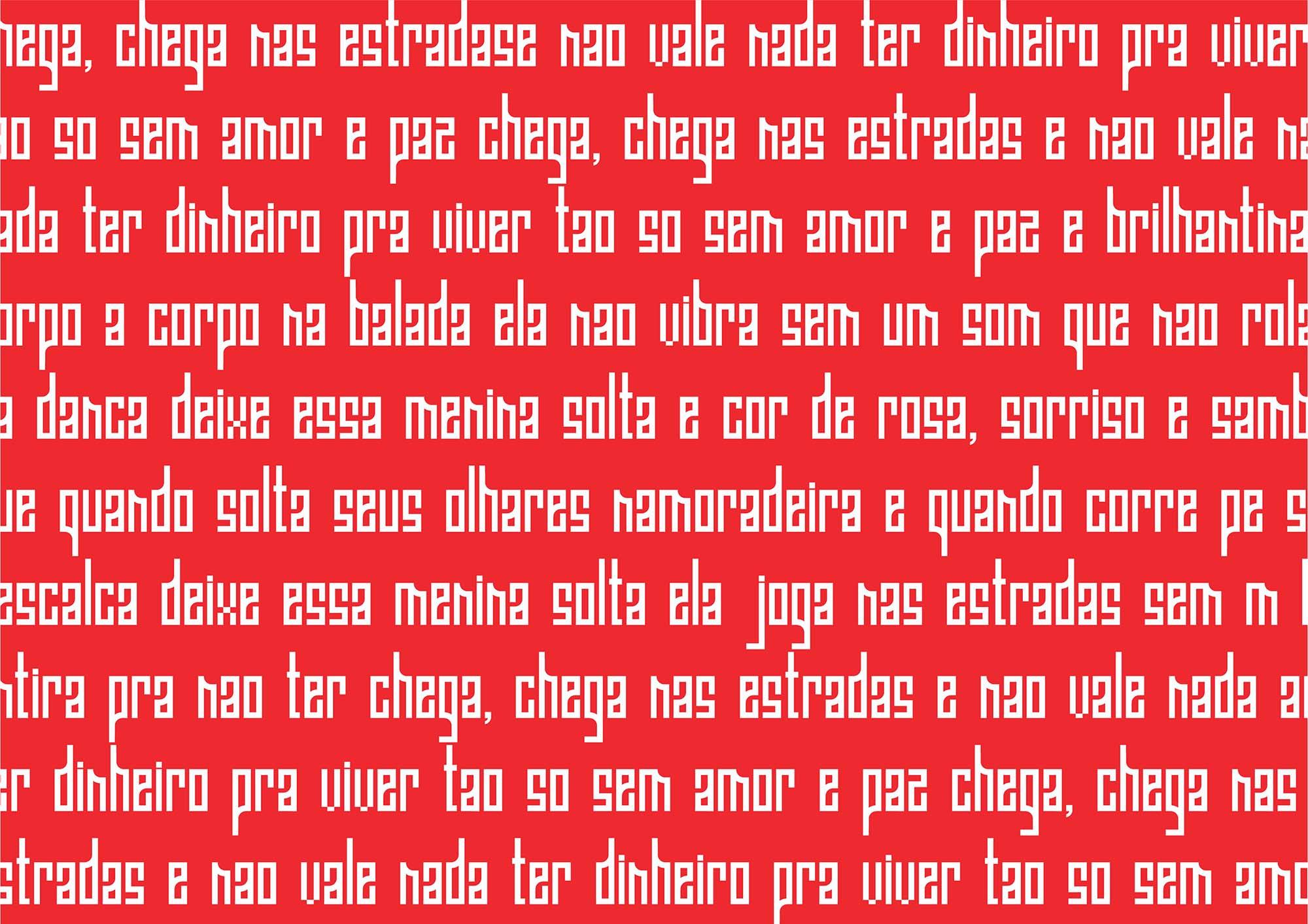 Gaia Condensed Font 2