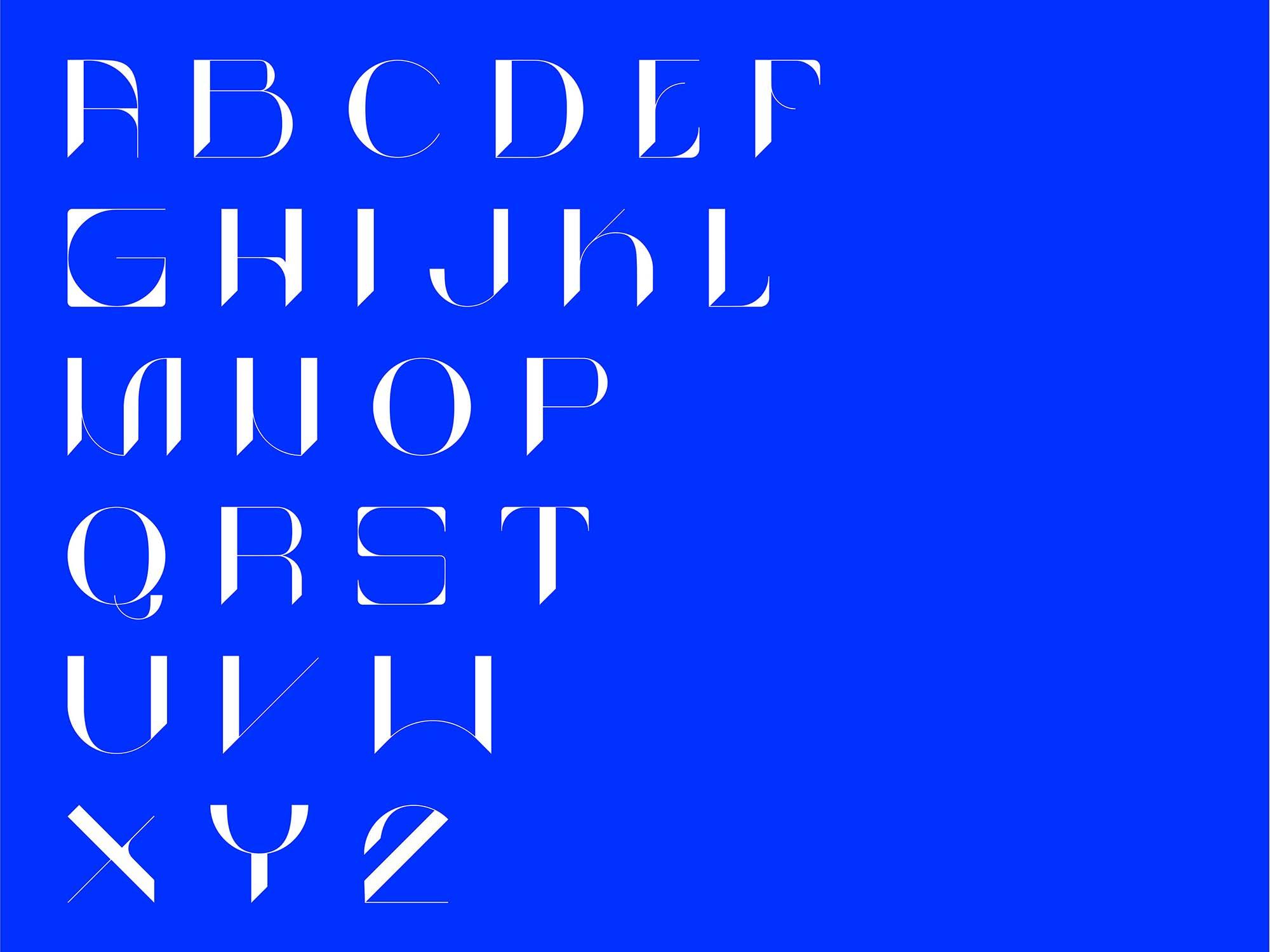 Kabond Display Font 2