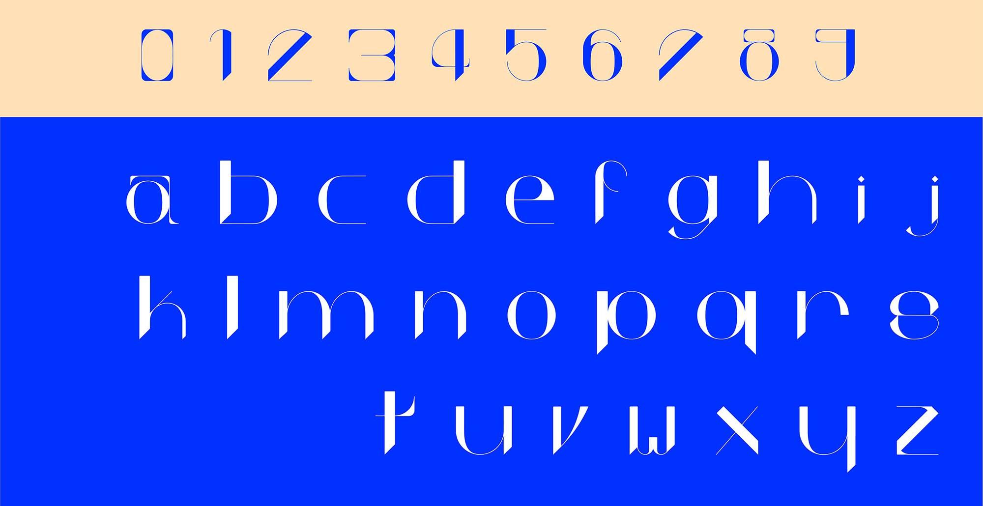 Kabond Display Font 3