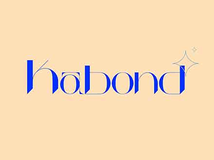 Kabond Display Font