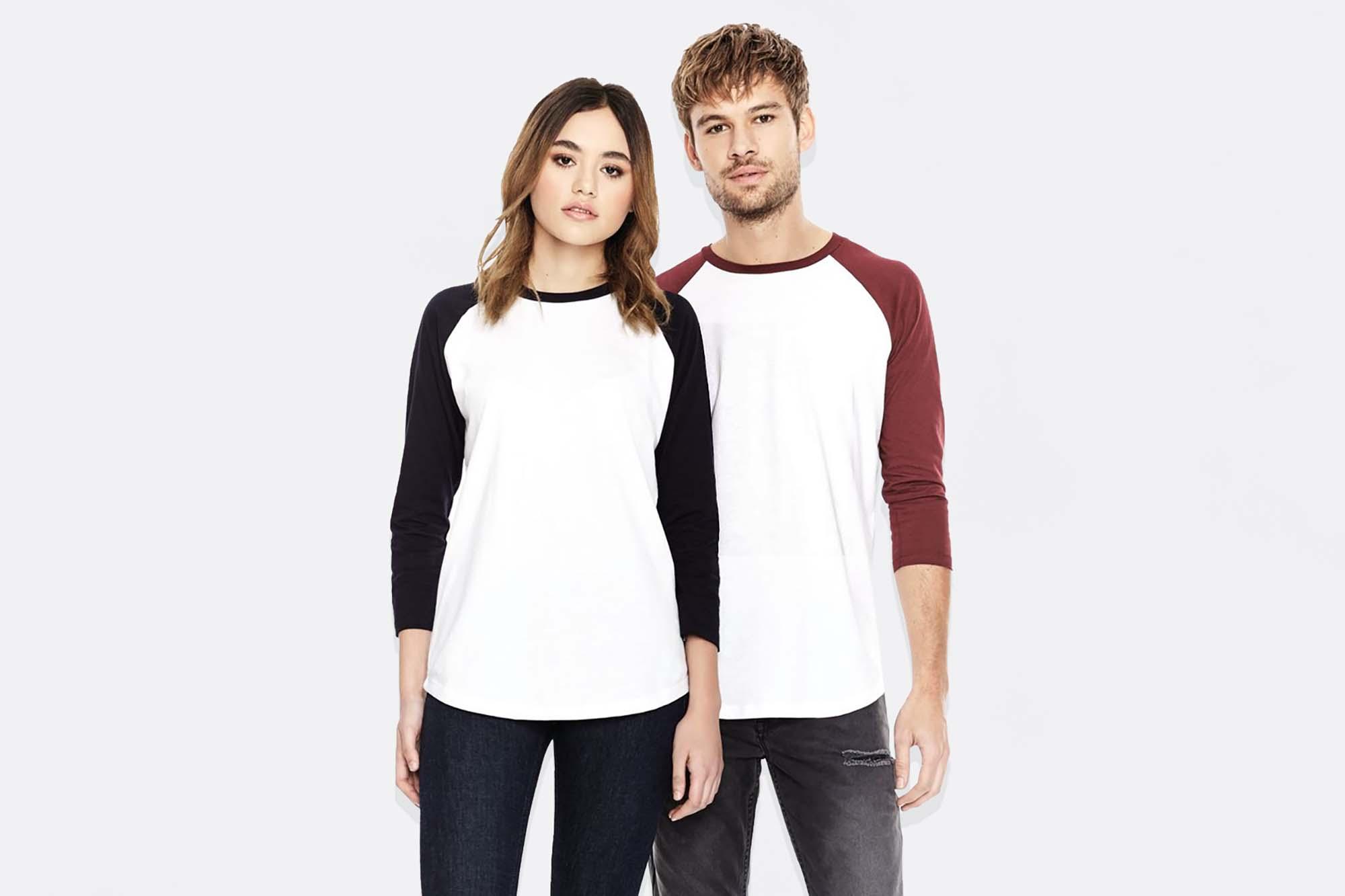 Male and Female Shirt Mockup 2