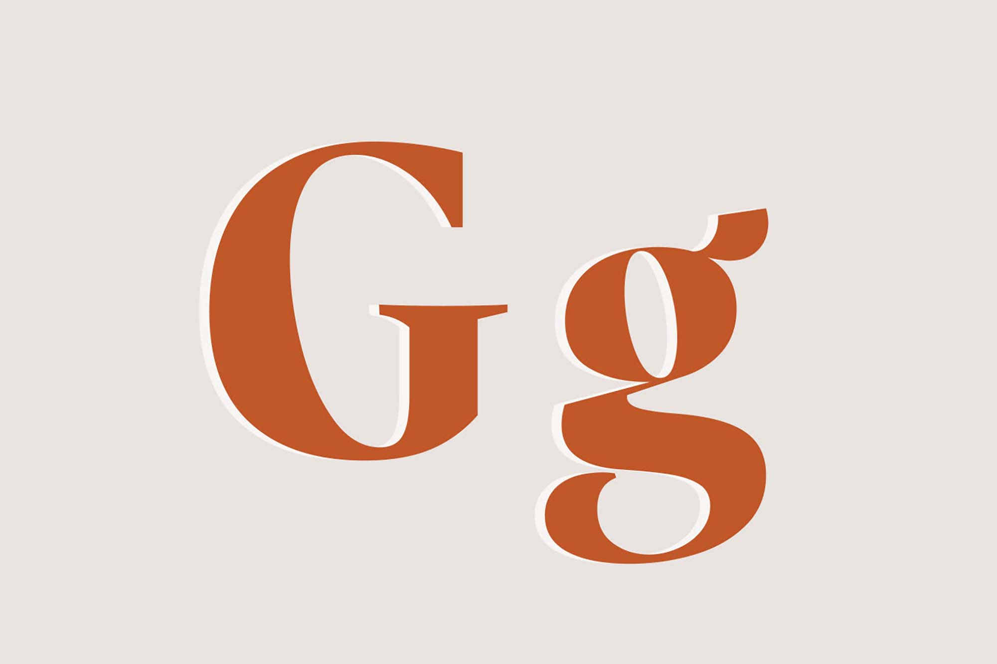 Margaret Serif Font 15