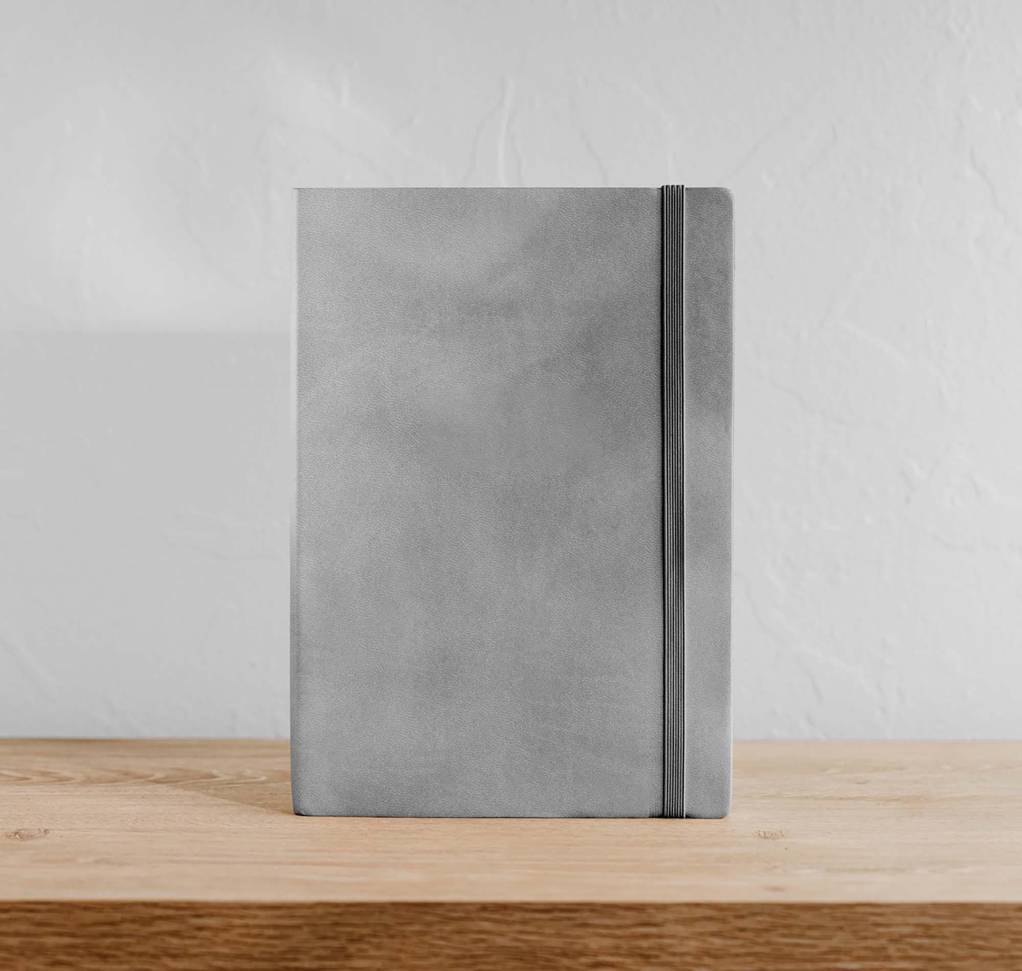 On Shelf Notebook Mockup 2