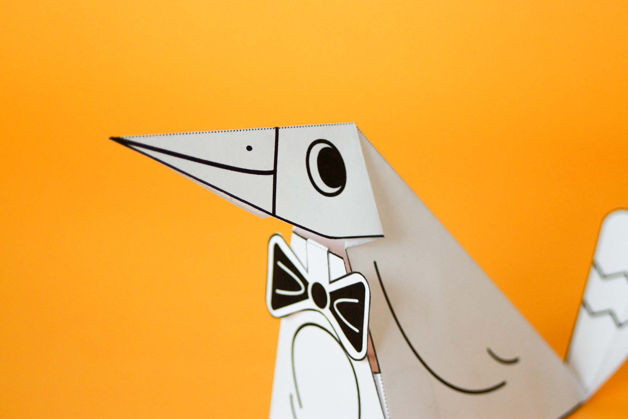 Open Source Paper Toys 3