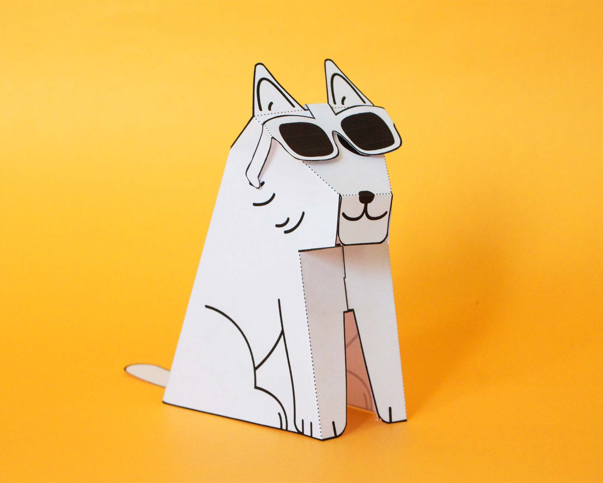 Open Source Paper Toys 4