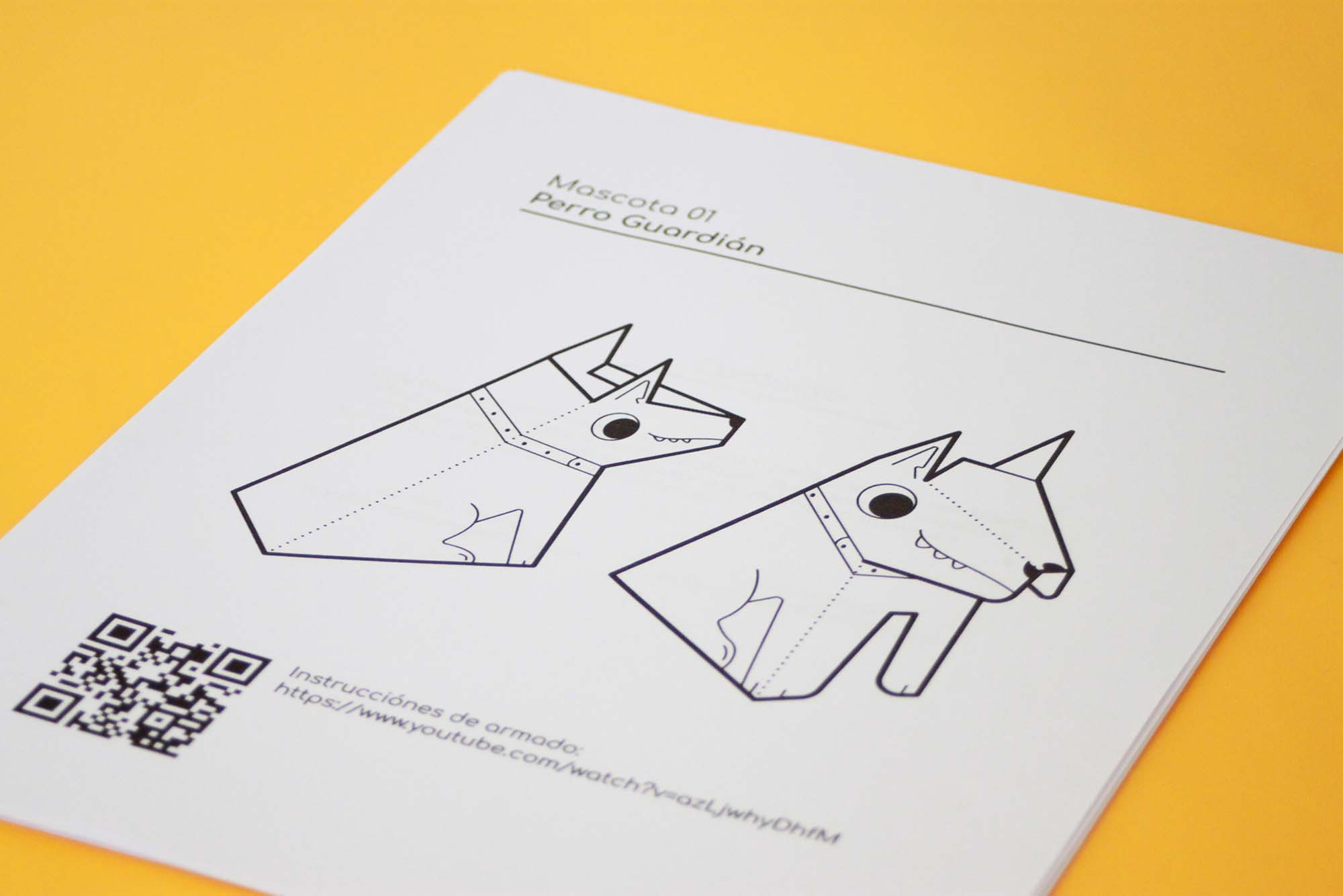 Open Source Paper Toys 6