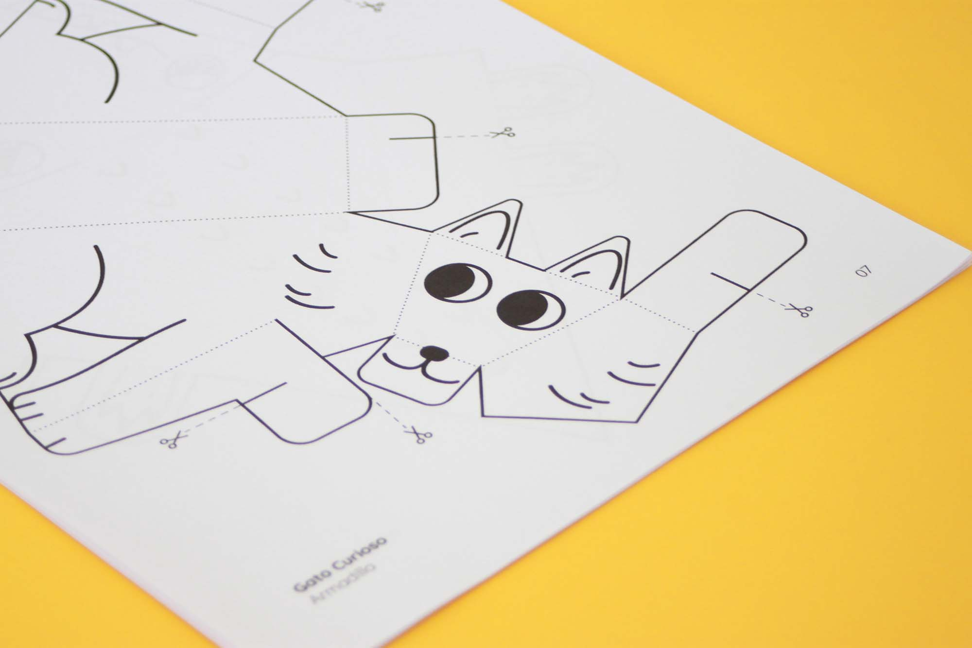 Open Source Paper Toys 7