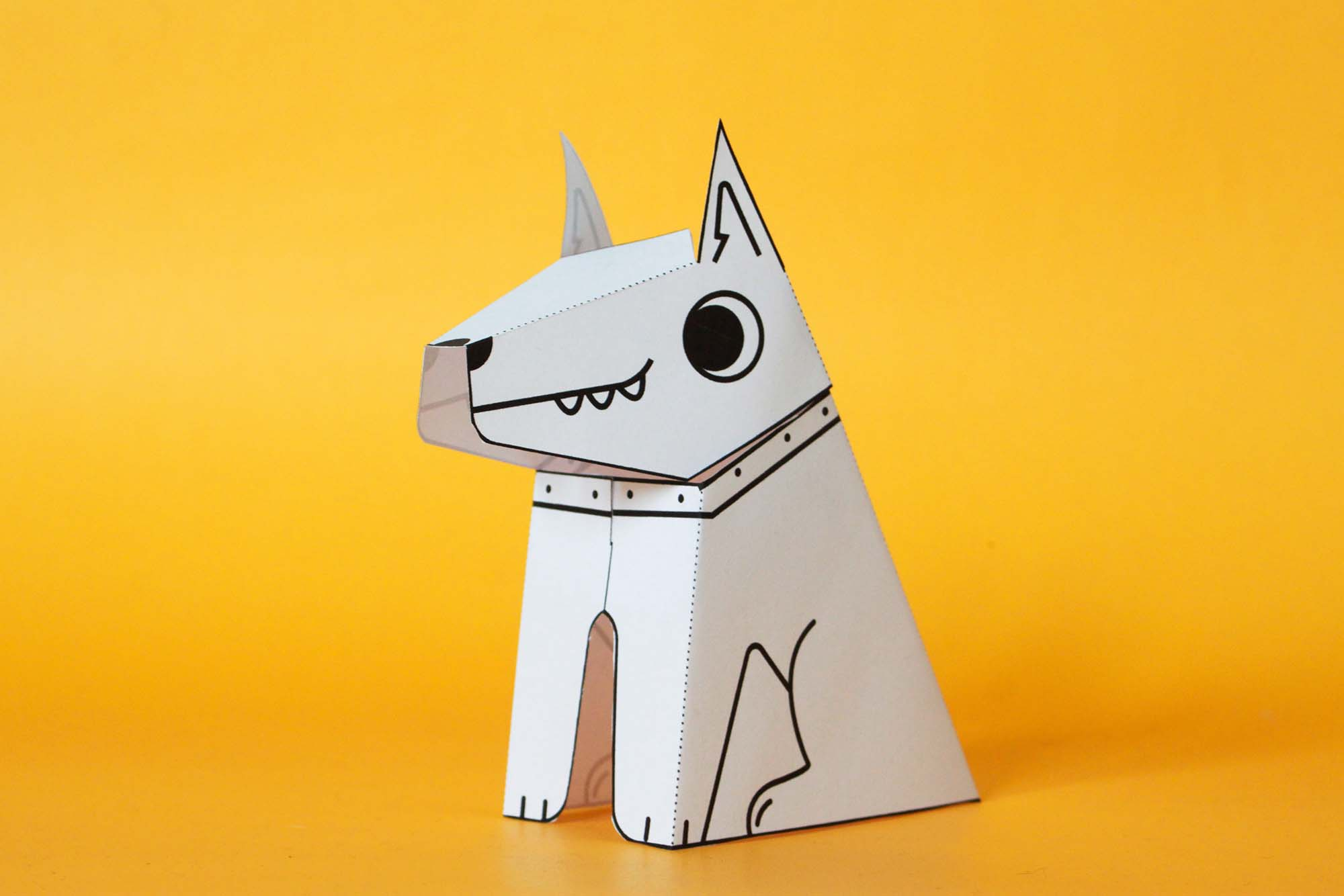 Open Source Paper Toys 9