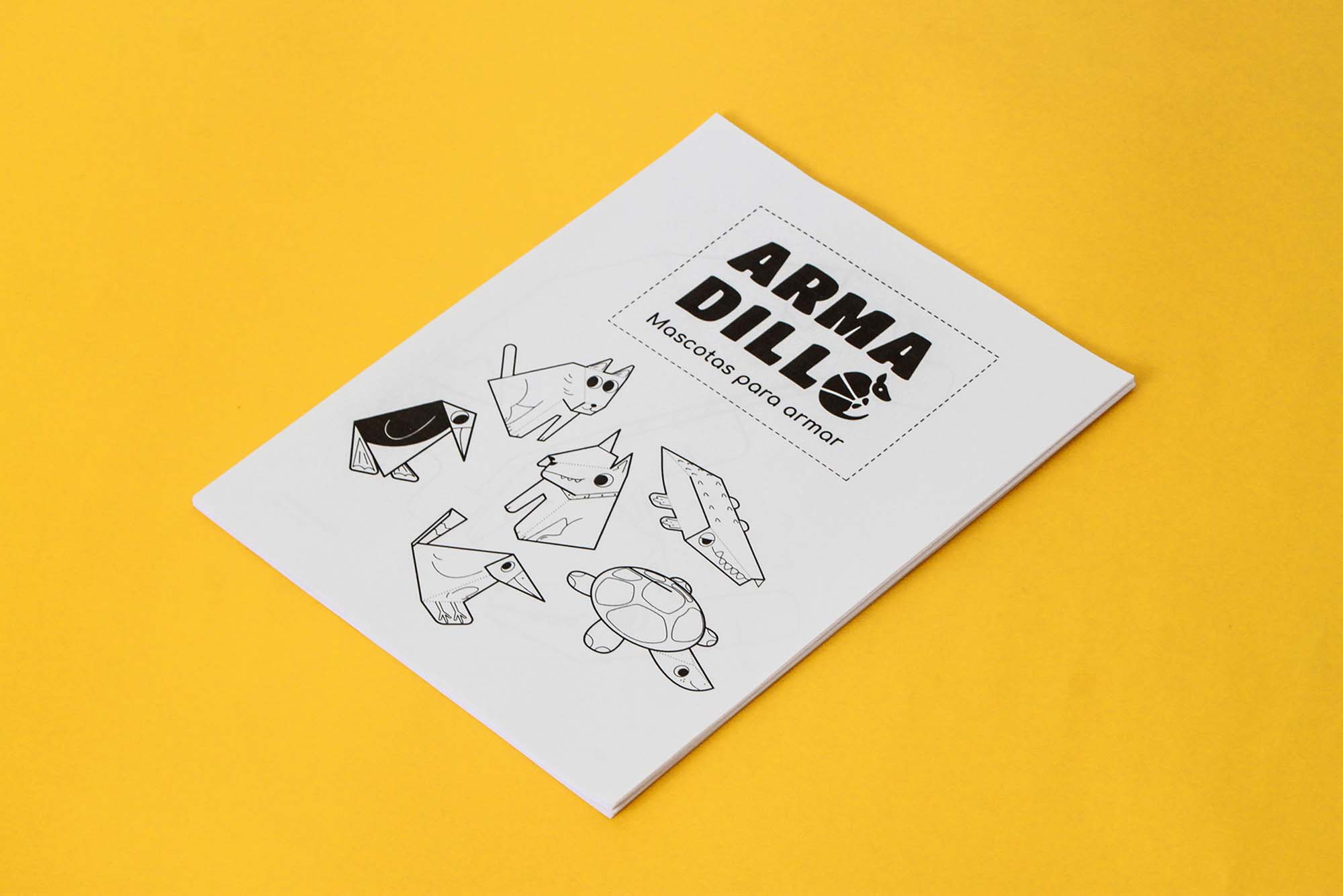 Open Source Paper Toys