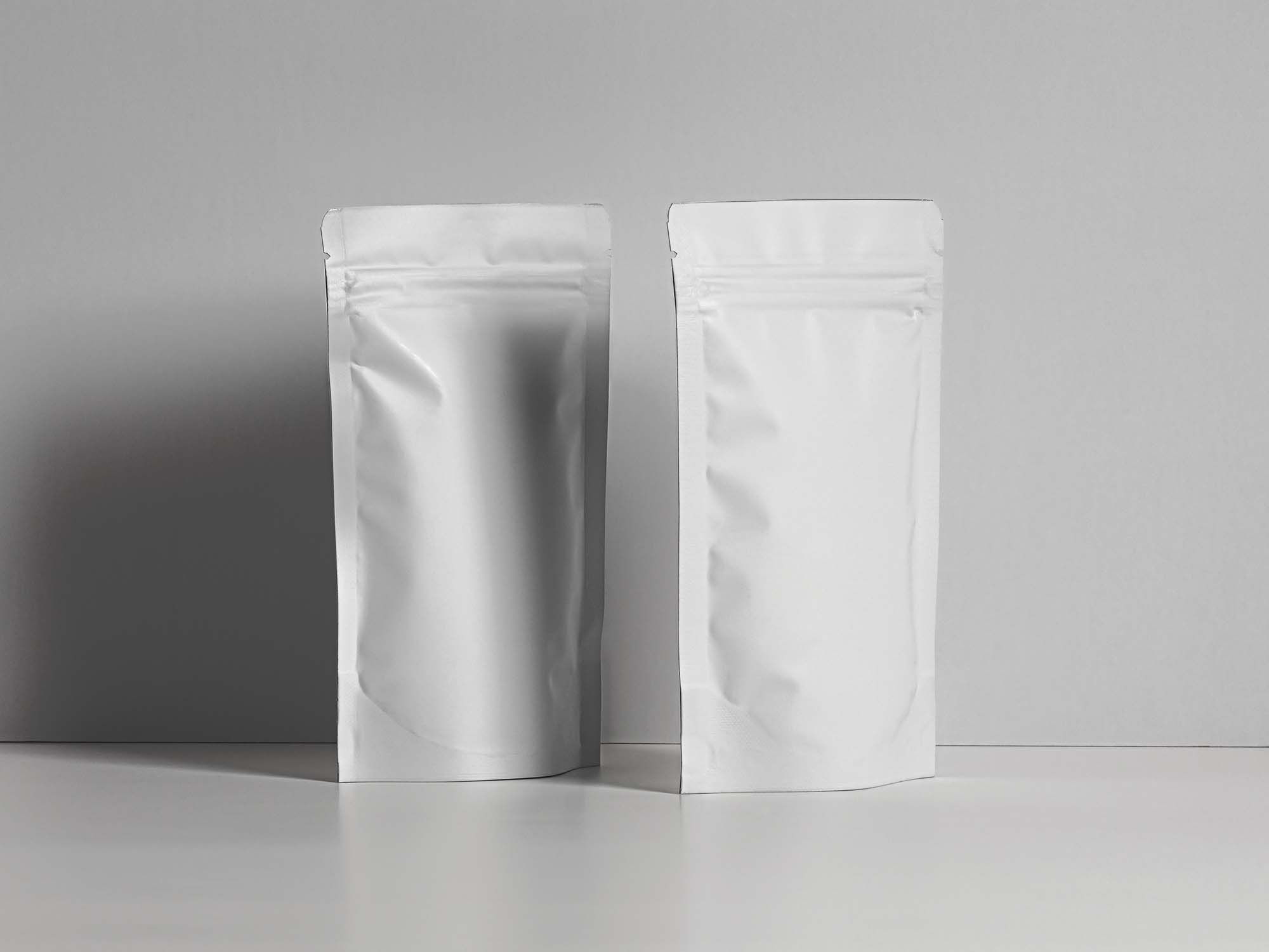 Pouch Packaging Mockup 2