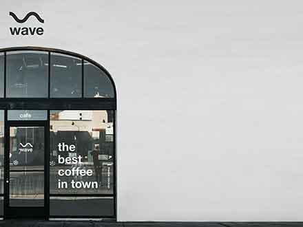 Restaurant Storefront Mockup
