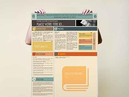 Scientific Poster Powerpoint Templates