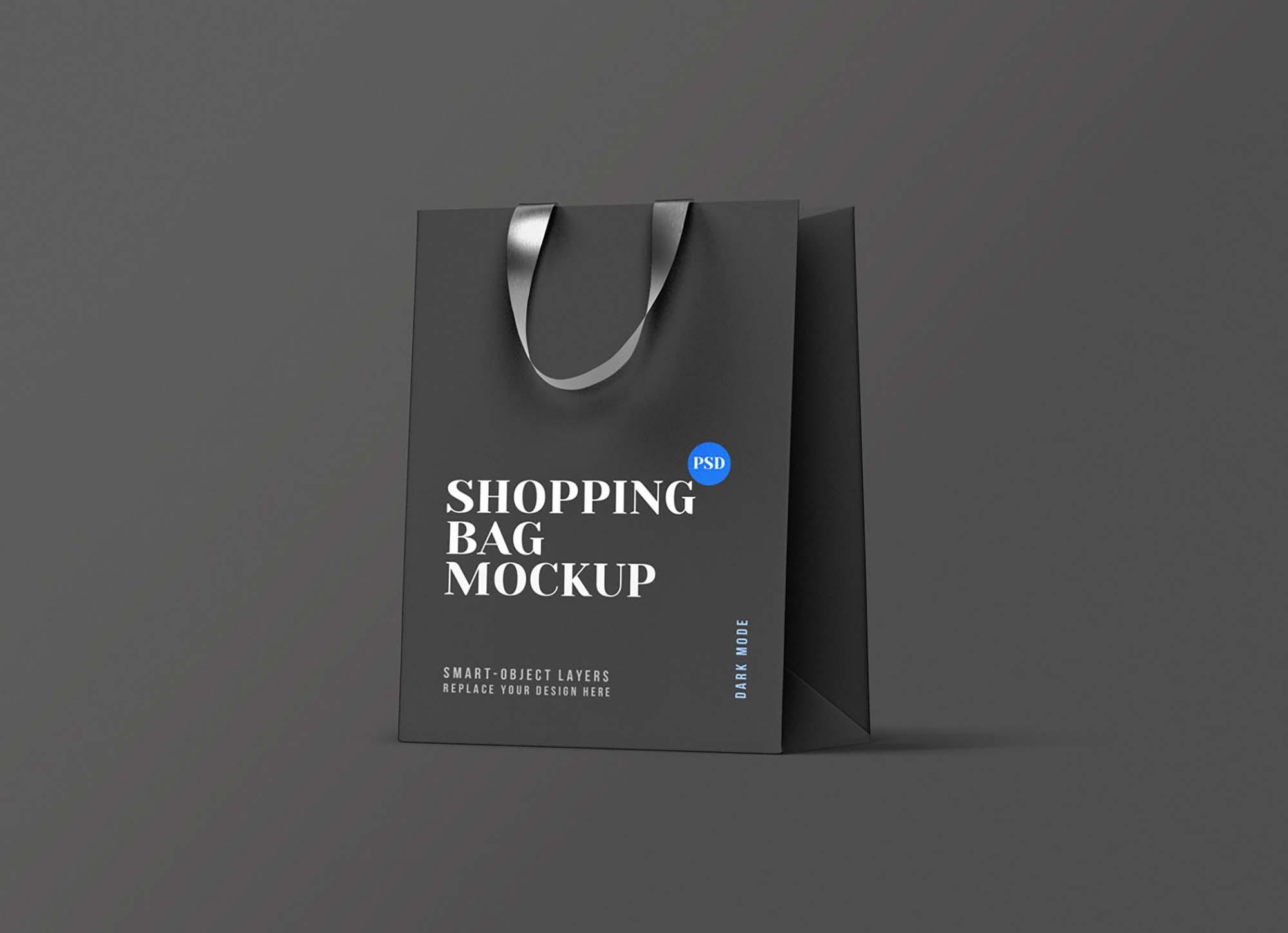 Shopping Bag Mockup 2