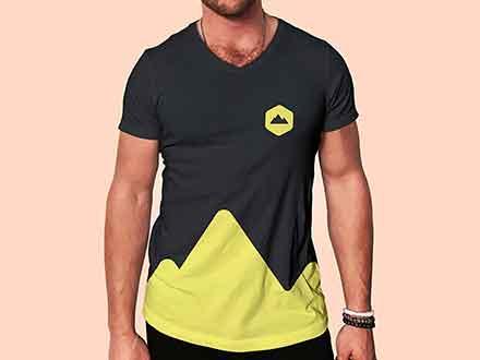 Simple T-Shirt Mockup