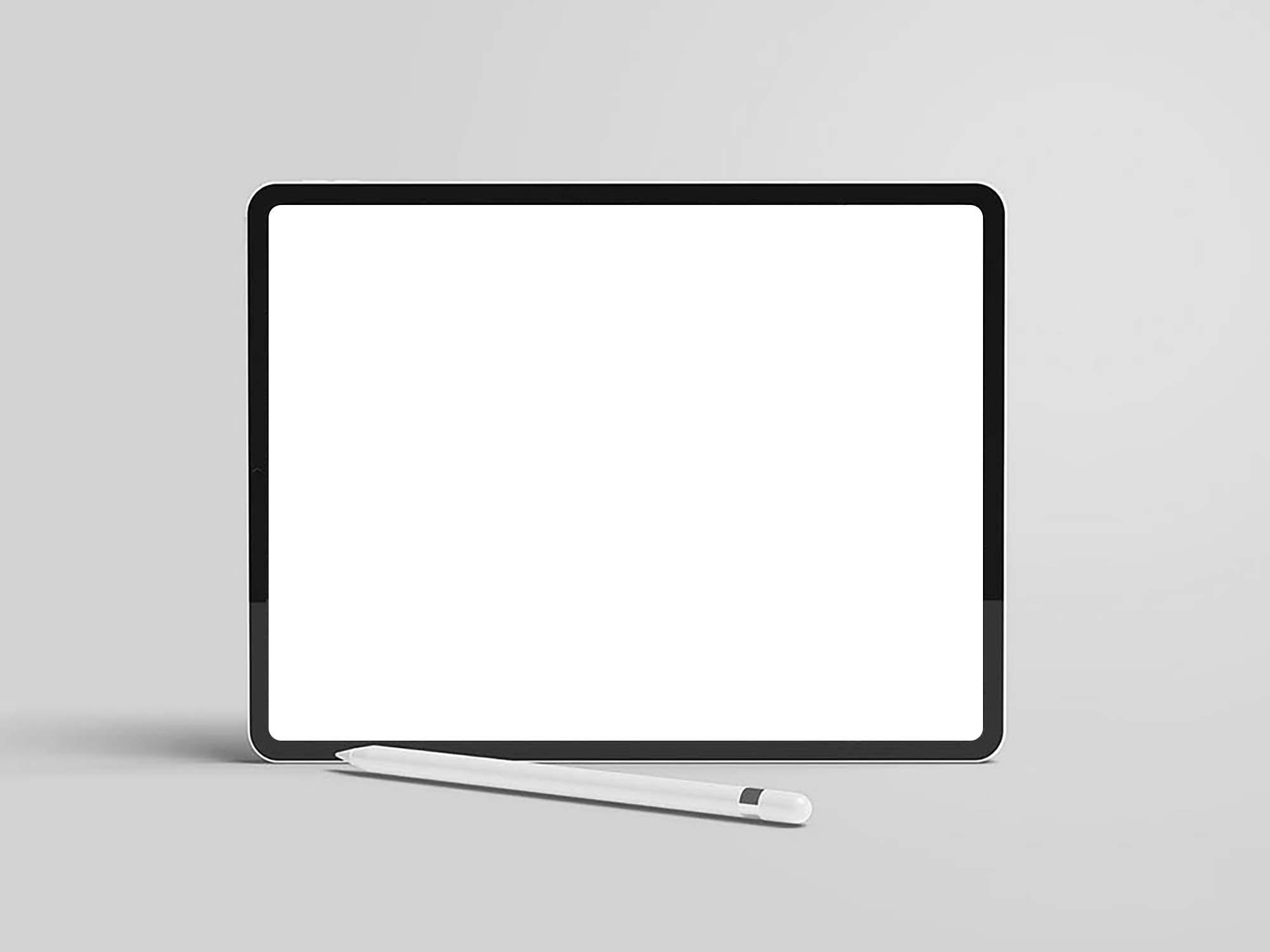 Stylish iPad Mockup 2