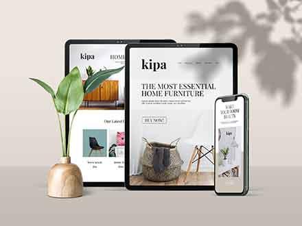 iPhone & iPad Mockup