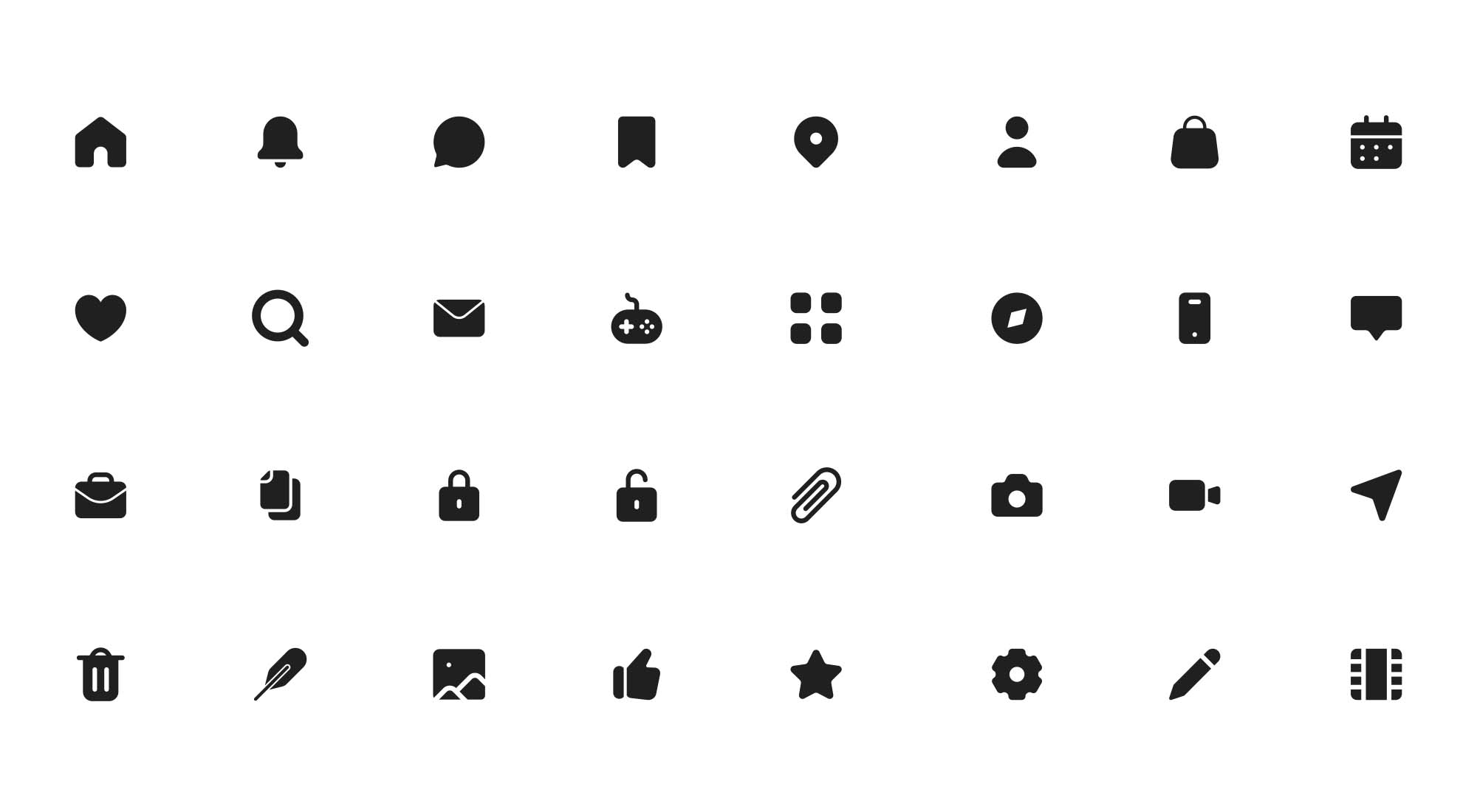 2 Style Icons Pack 2