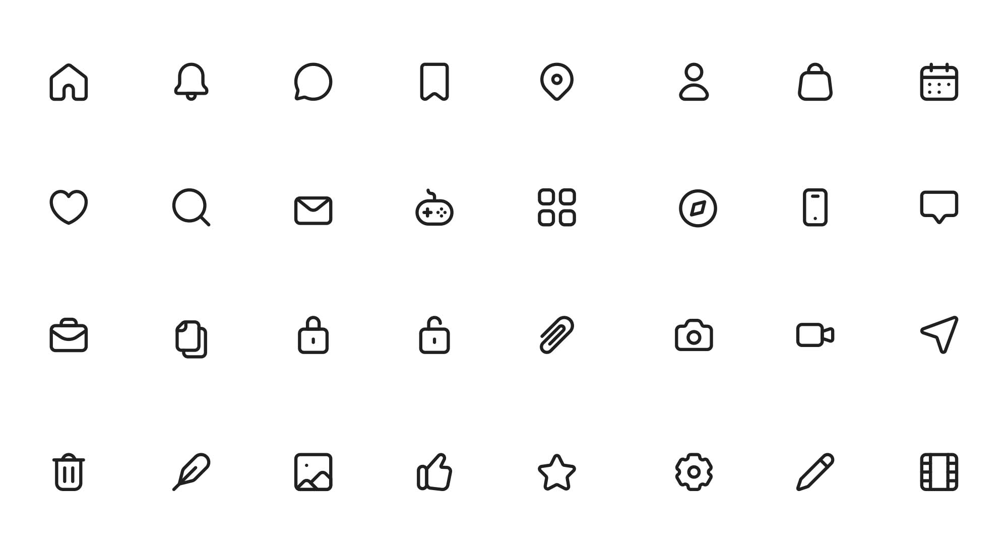 2 Style Icons Pack
