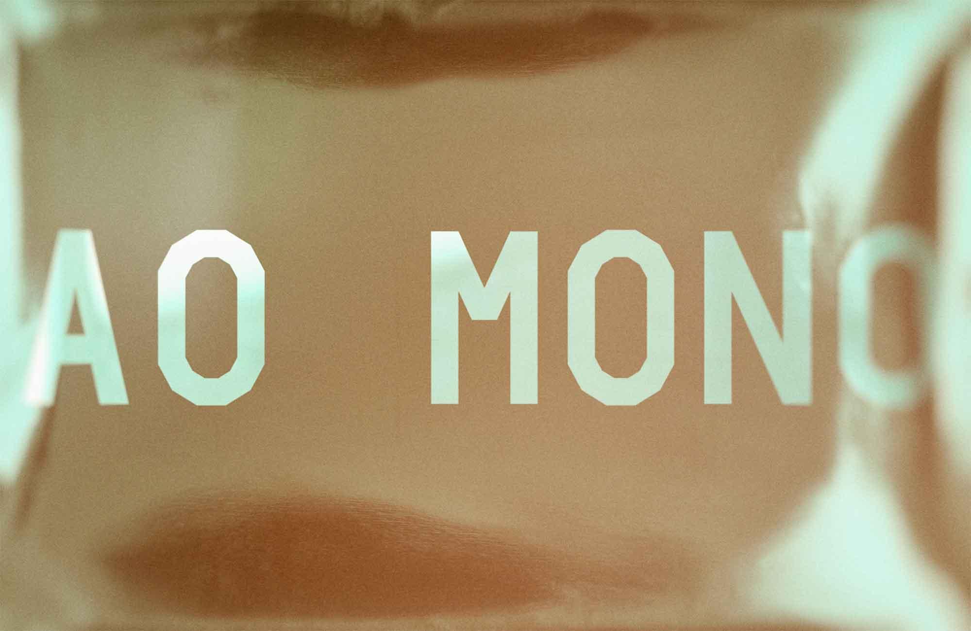 AO Mono Font 1