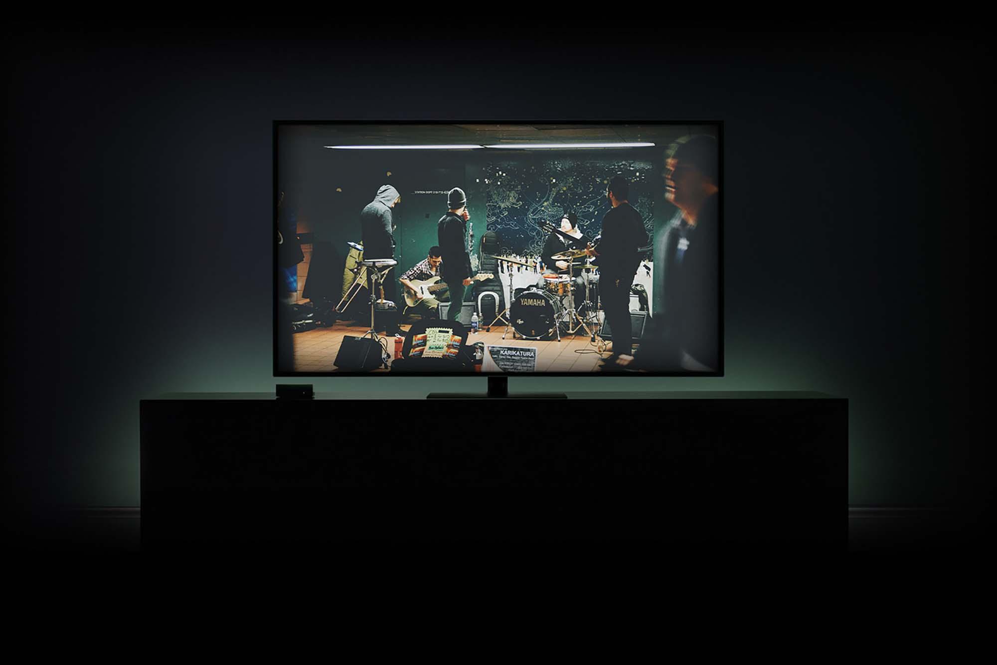 Apple TV Mockup 3