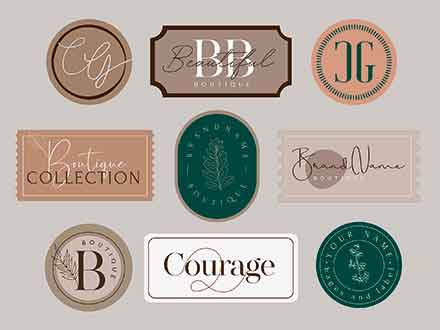 Badge and Label Templates