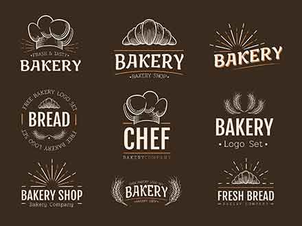 Bakery Logo Templates