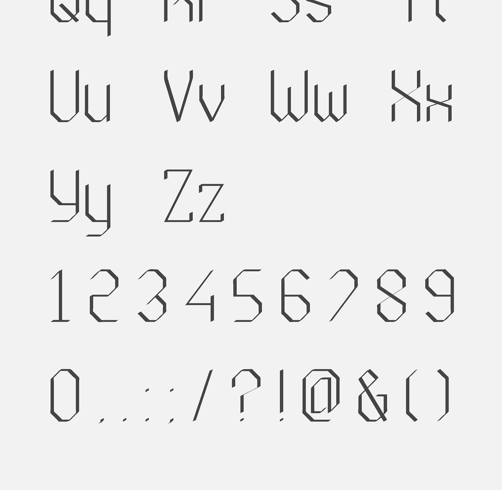 Gomawo Display Font 3
