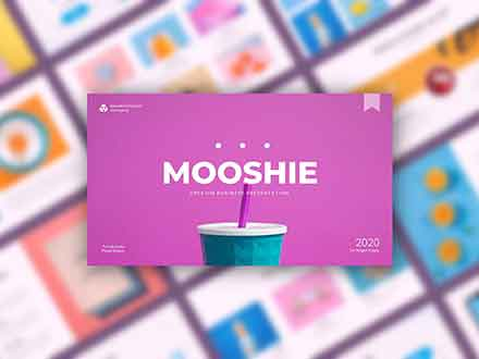 Mooshie Pop Art & Creative Presentation