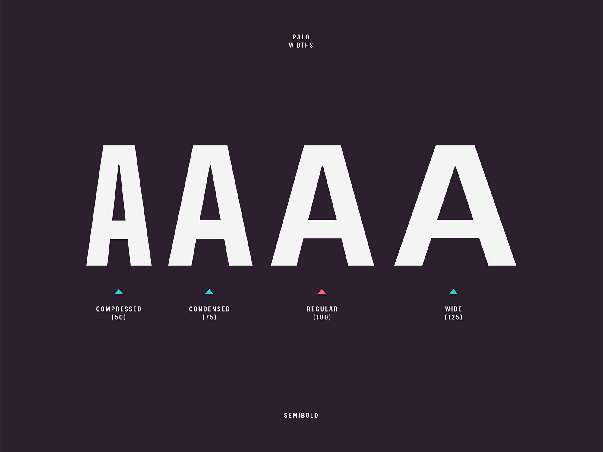 Palo Sans Font 6