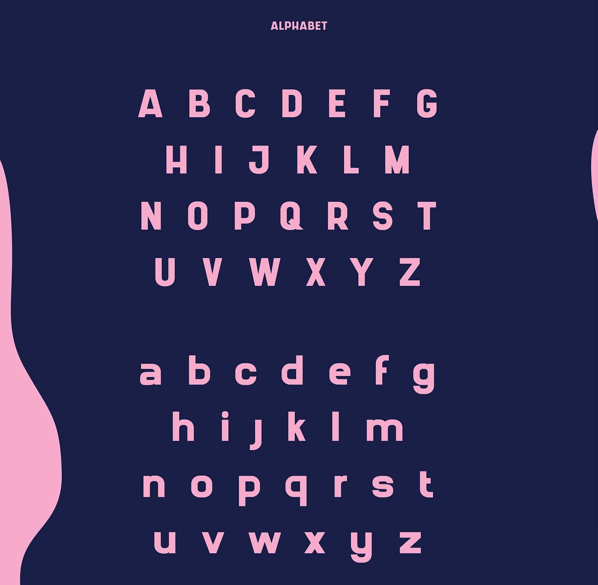 Shrimp Sans Serif Typeface 1