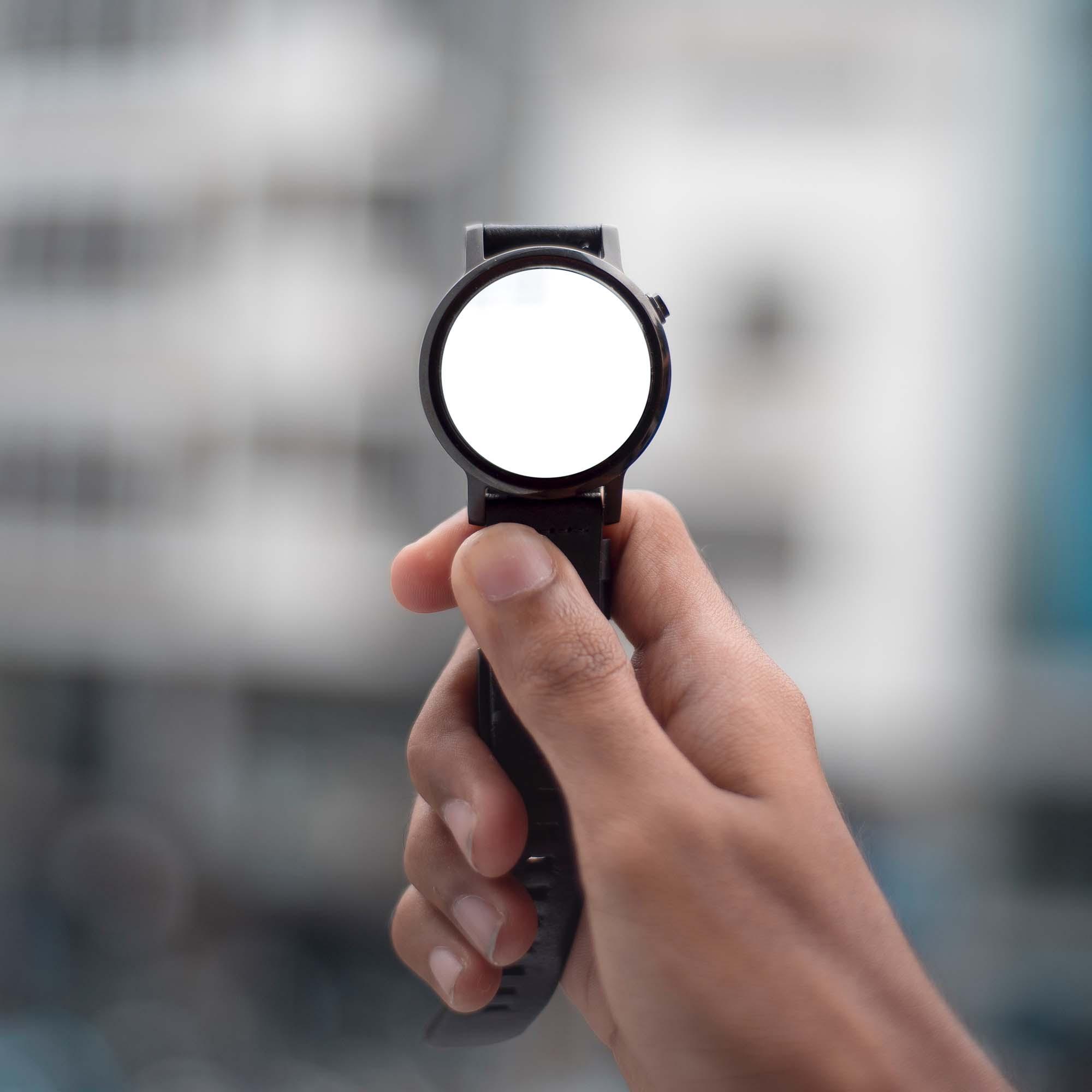 Smartwatch Mockup 2