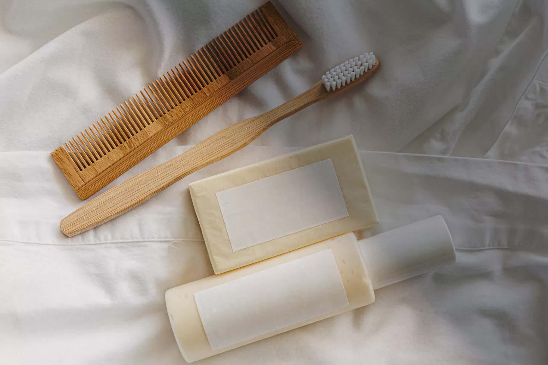 Soap & Shampoo Mockup 2
