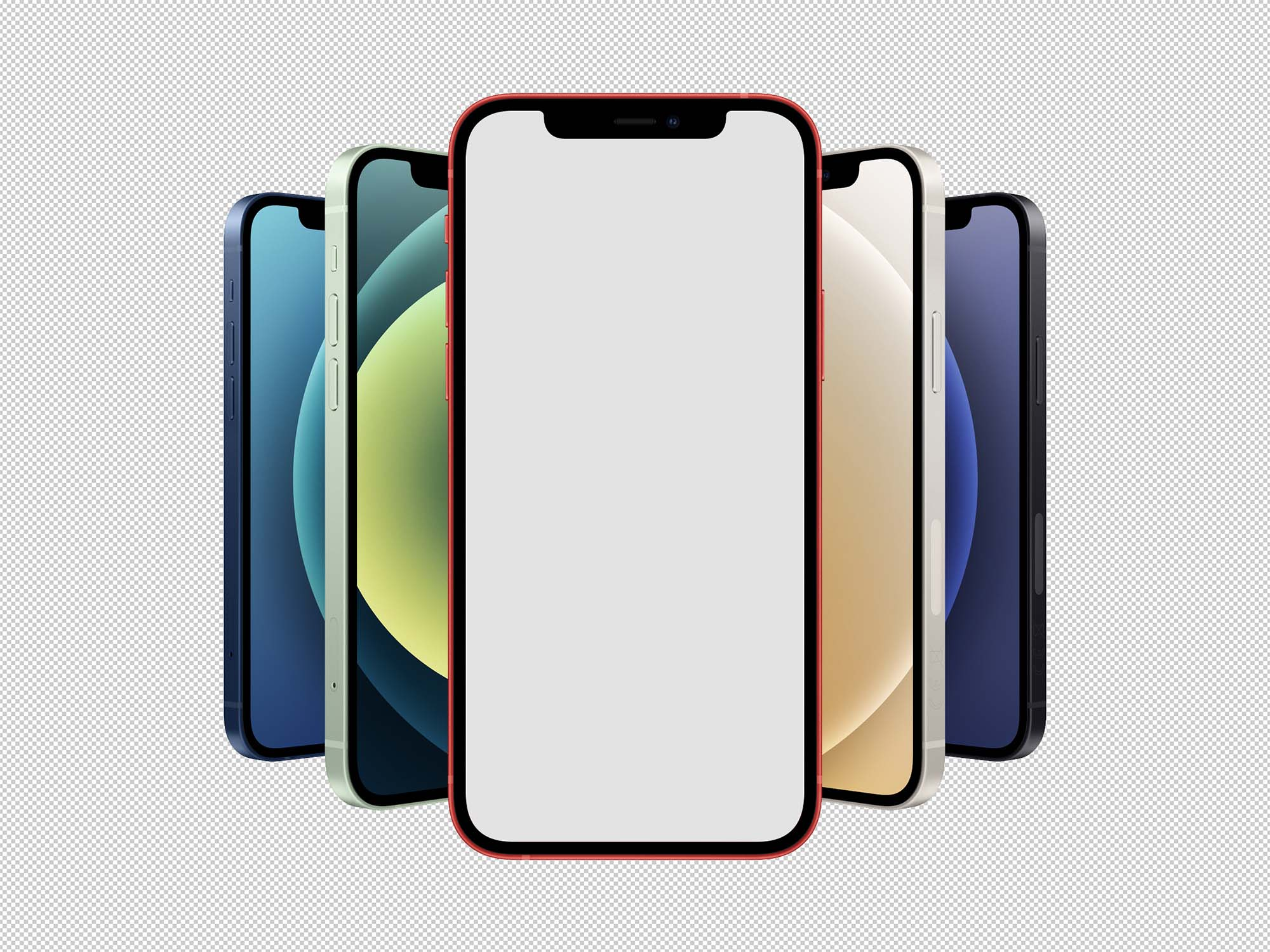 iPhone 12 Mockup 2