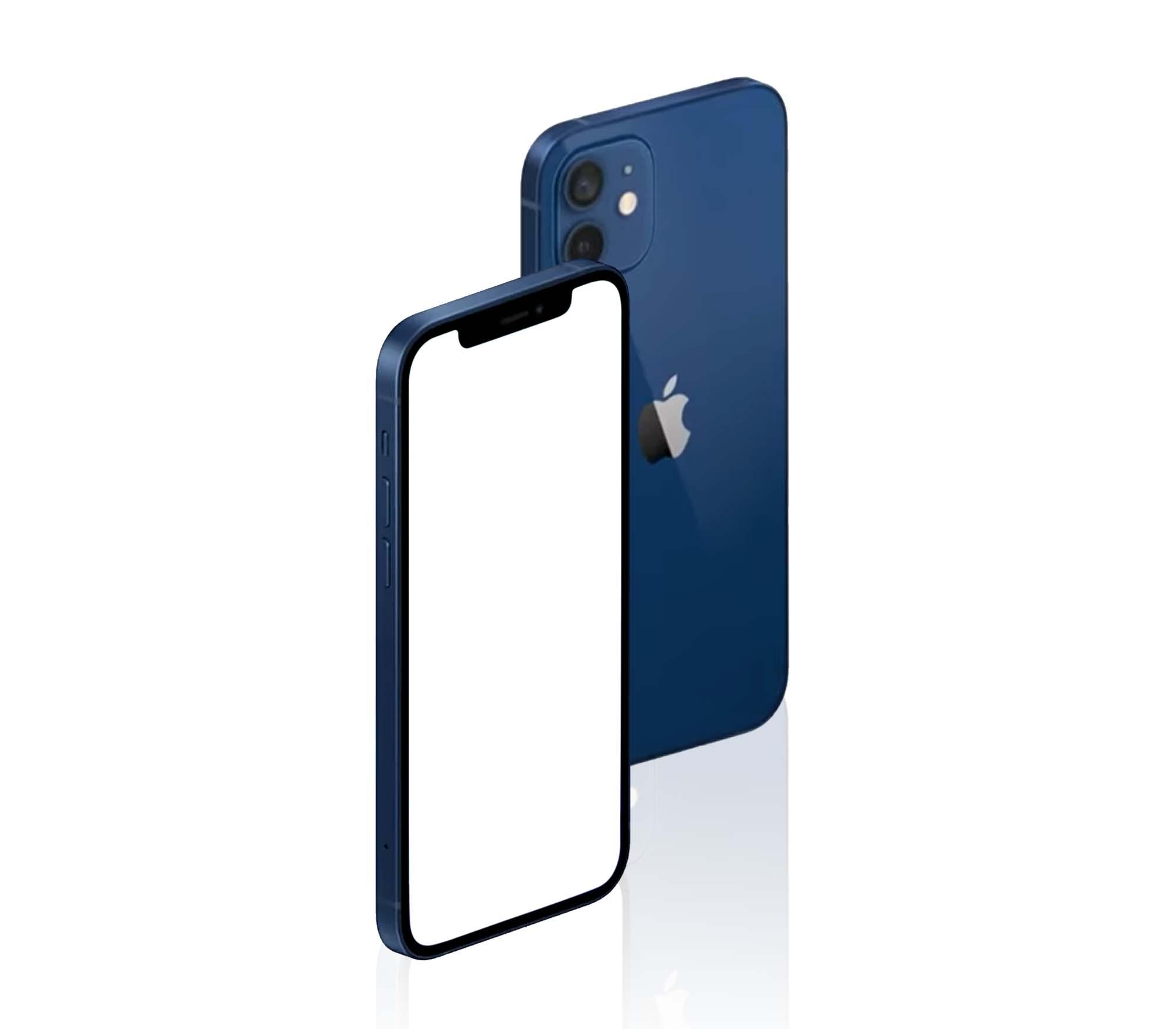 iPhone 12 Mockup 6