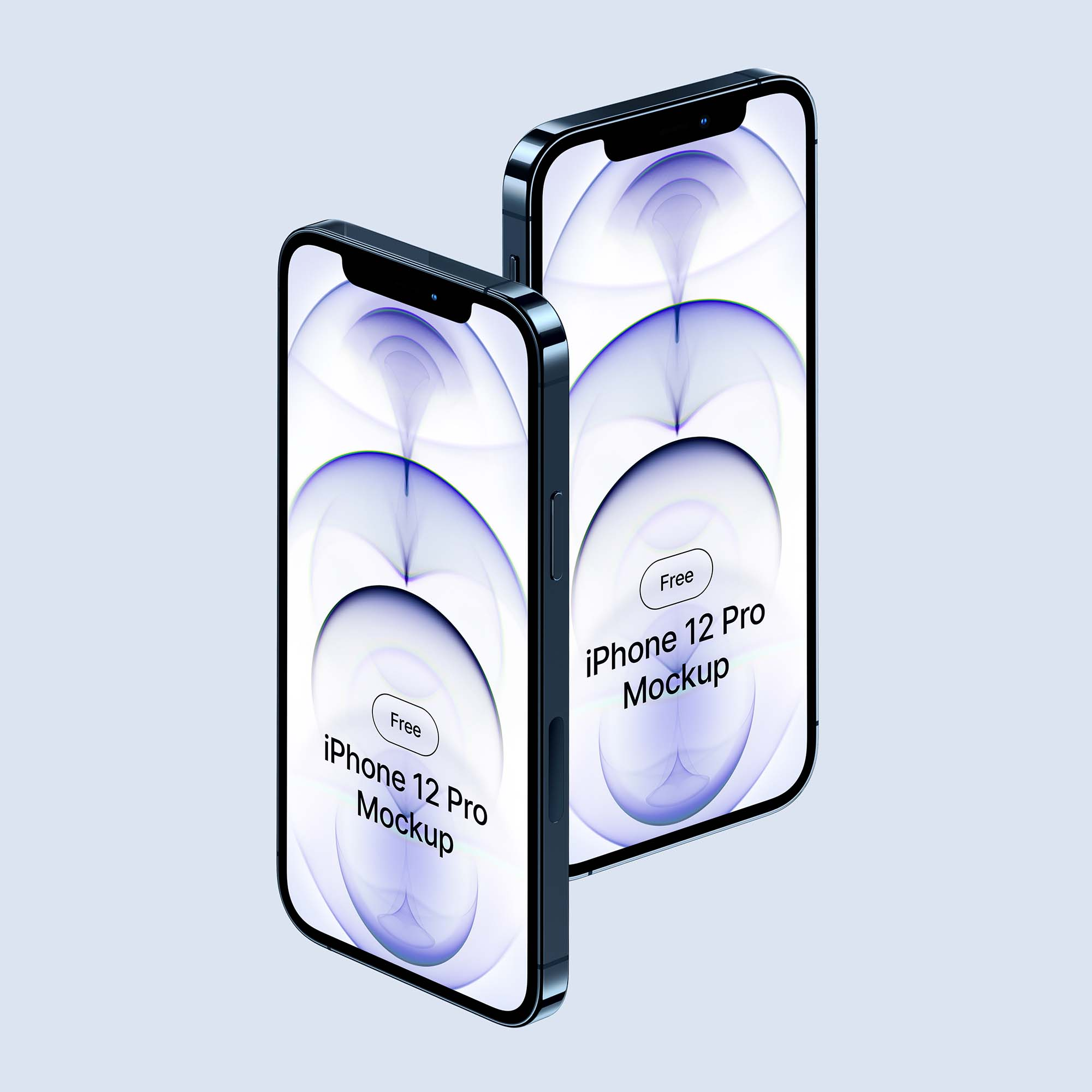 iPhone 12 Pro Mockup 4