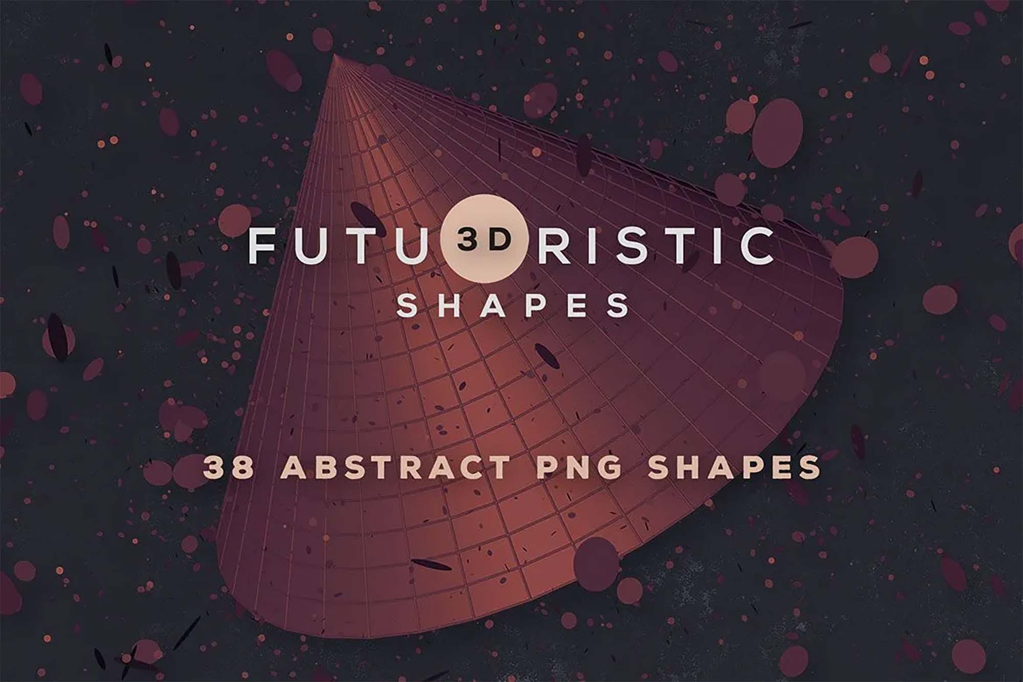 3D Abstract Shapes 4