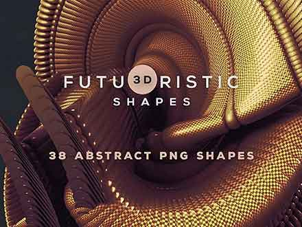 3D Abstract Shapes