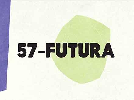 57 Futura Font