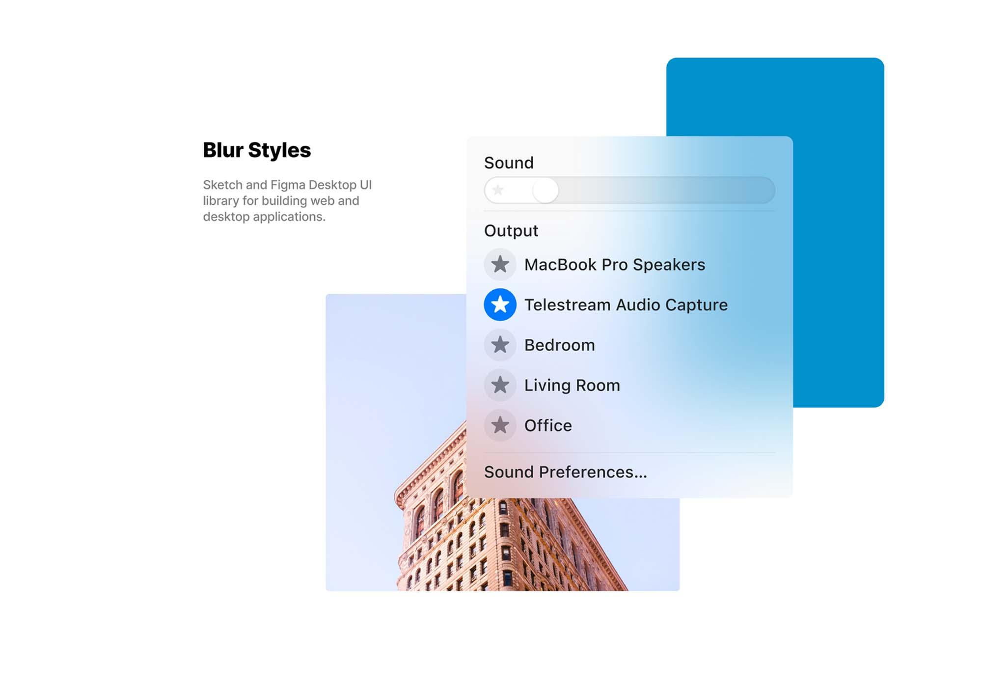 Big Sur UI Kit 3