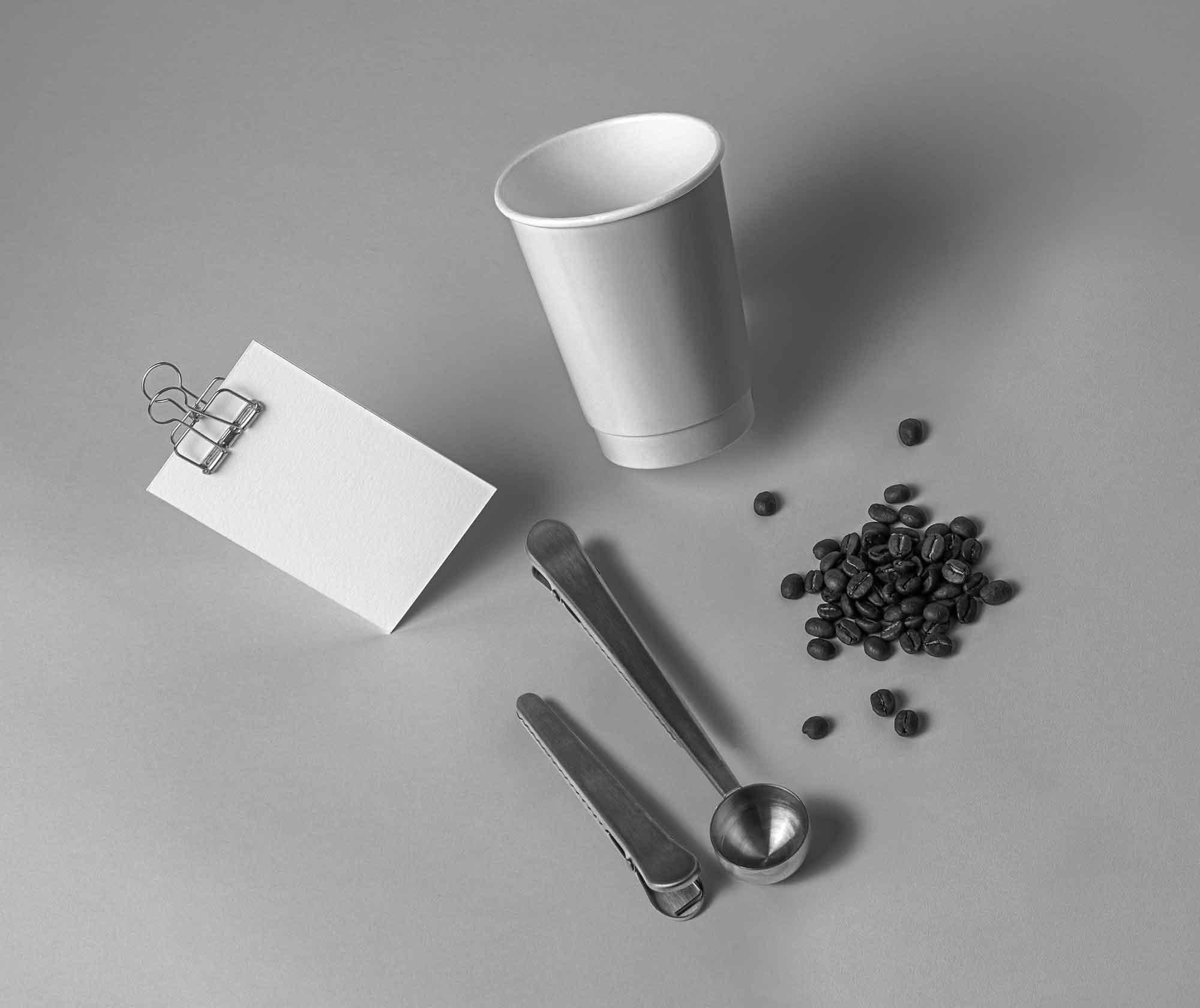 Branding Coffee Set Mockup 2