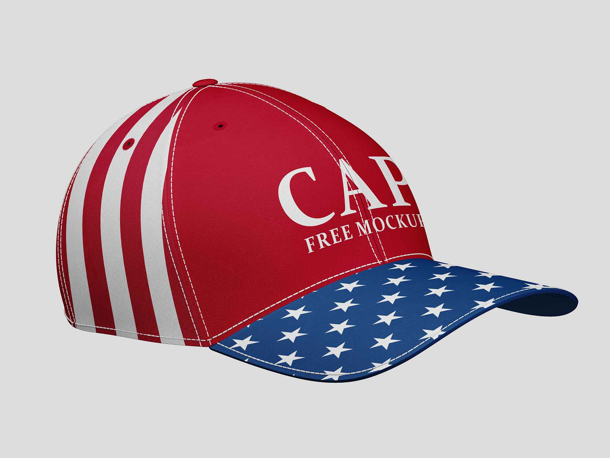 Cap Mockup 2