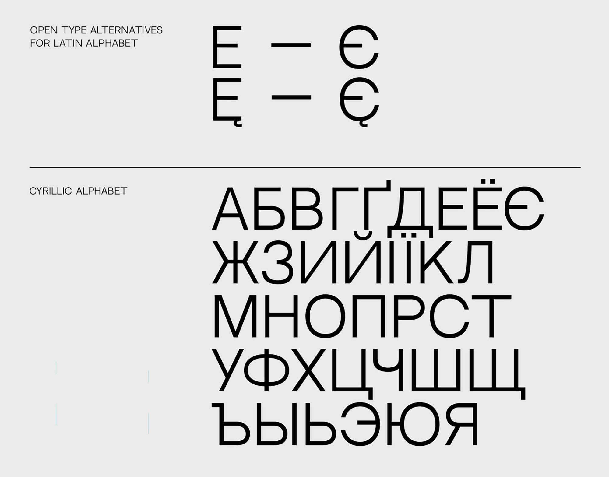 Free Neutral Face Font 3