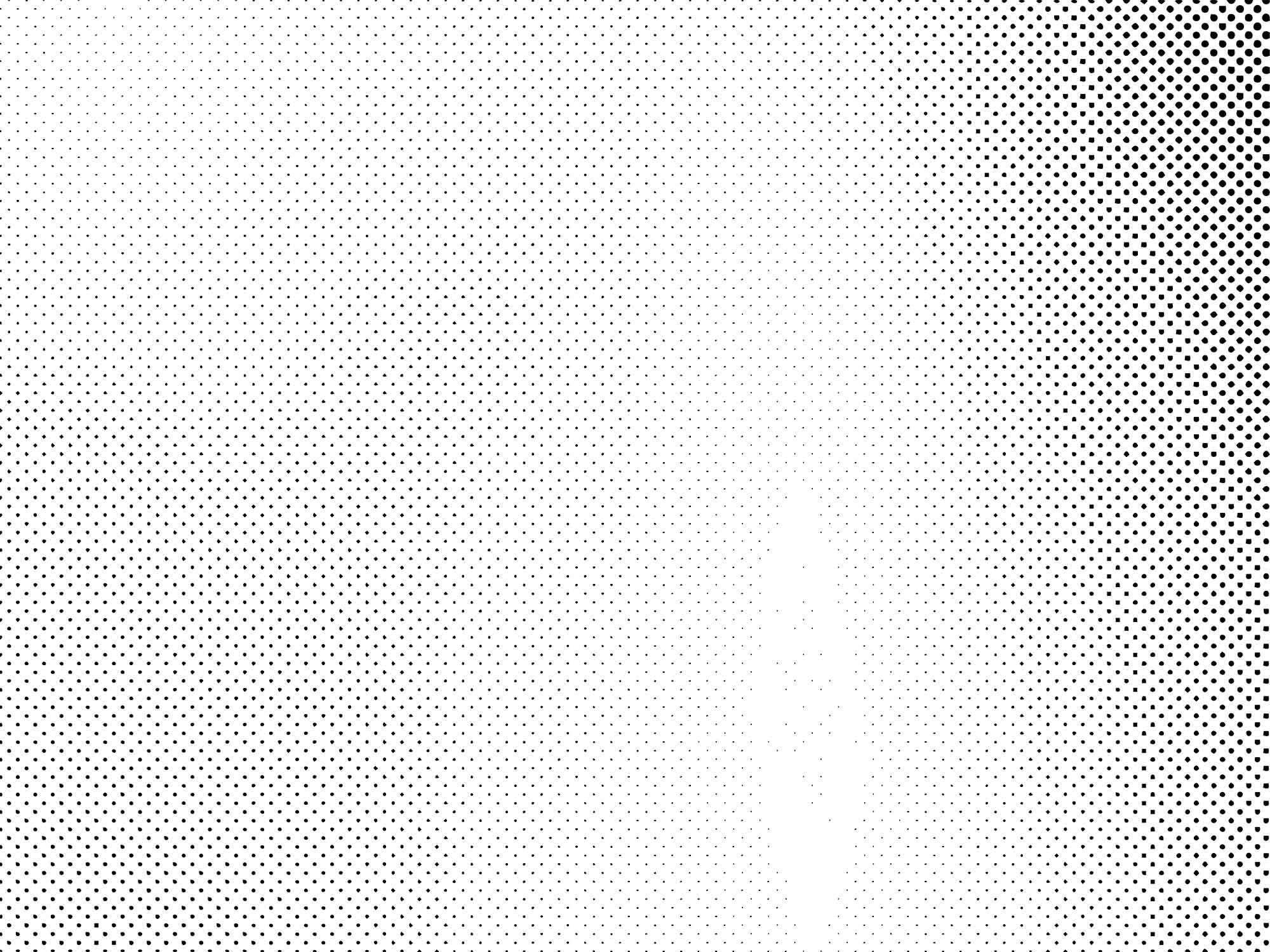 Halftone Dot Textures 10