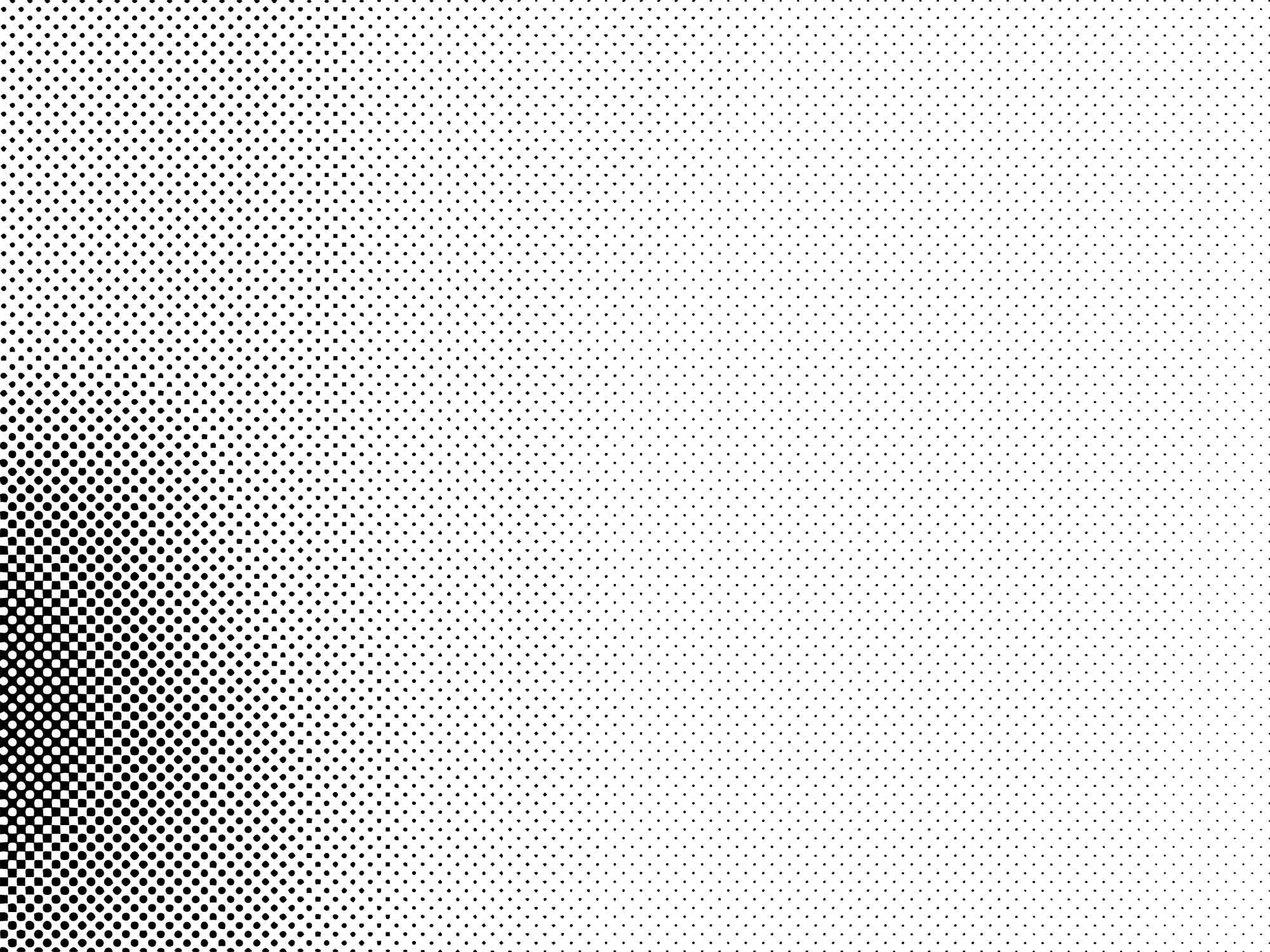 Halftone Dot Textures 3