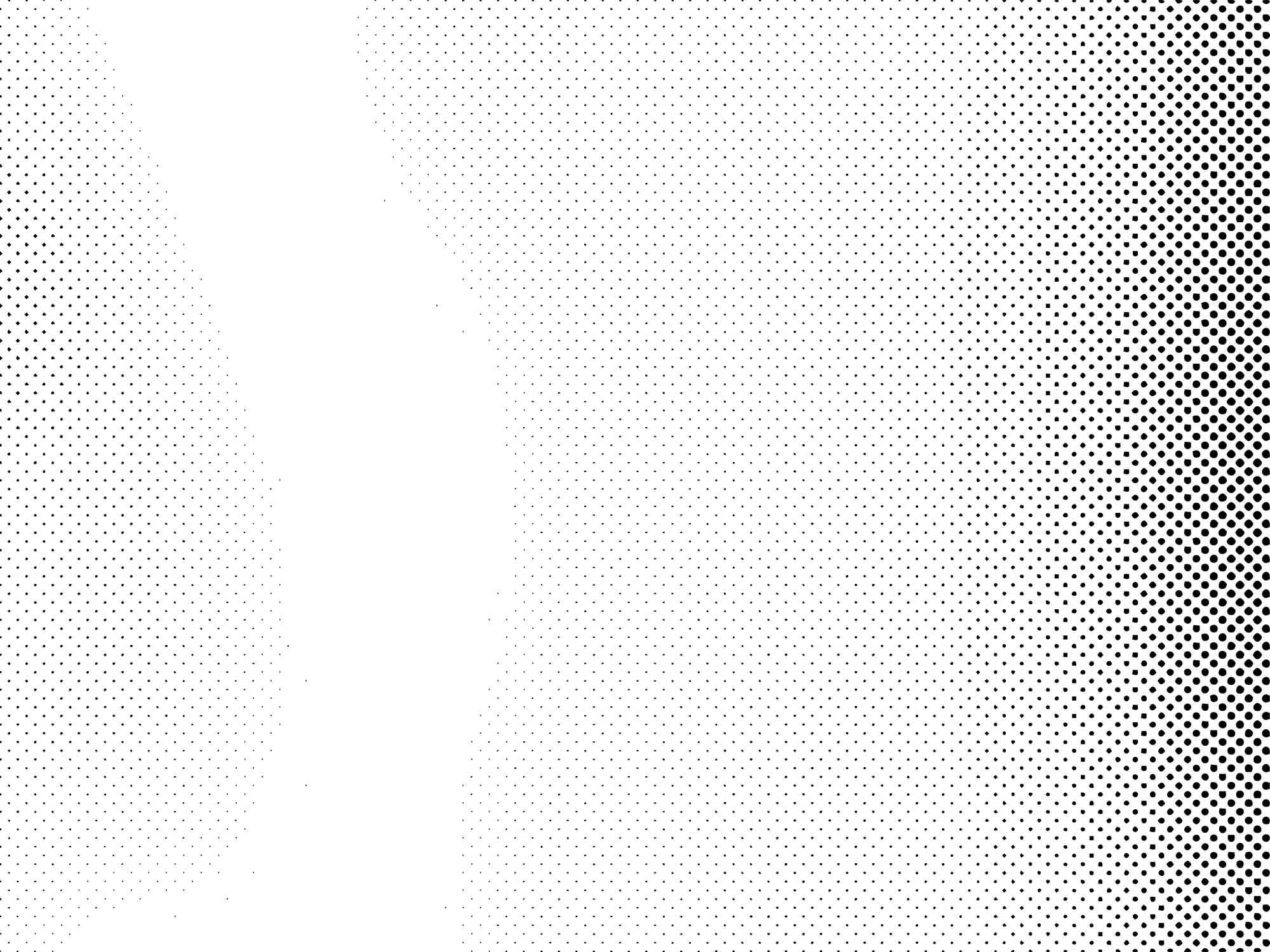 Halftone Dot Textures 4
