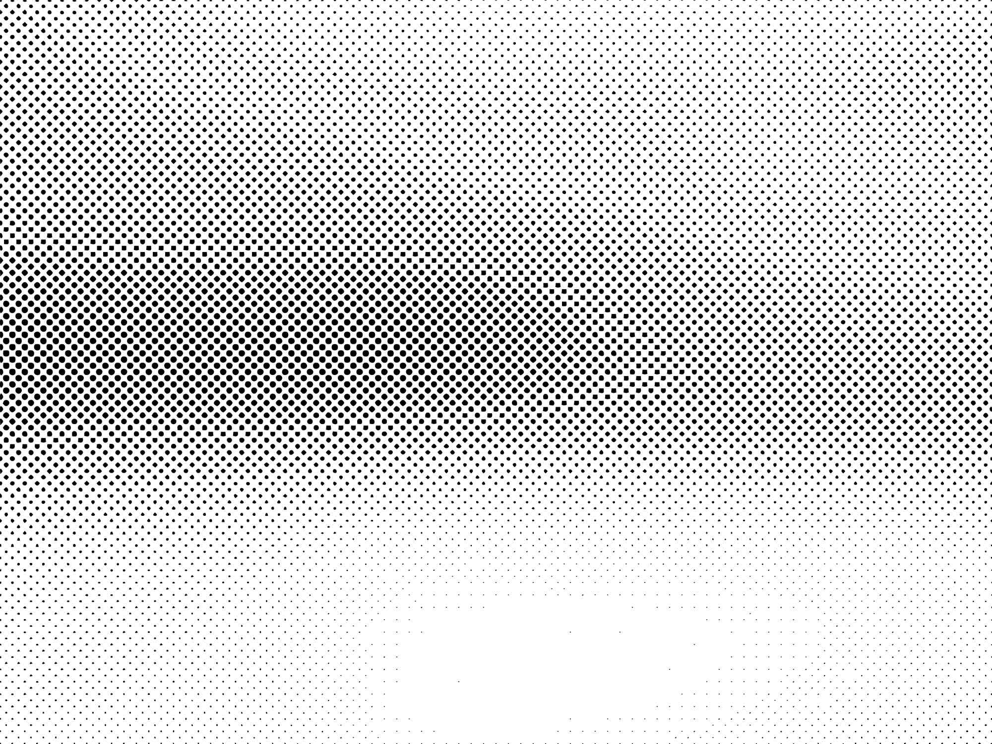 Halftone Dot Textures 7