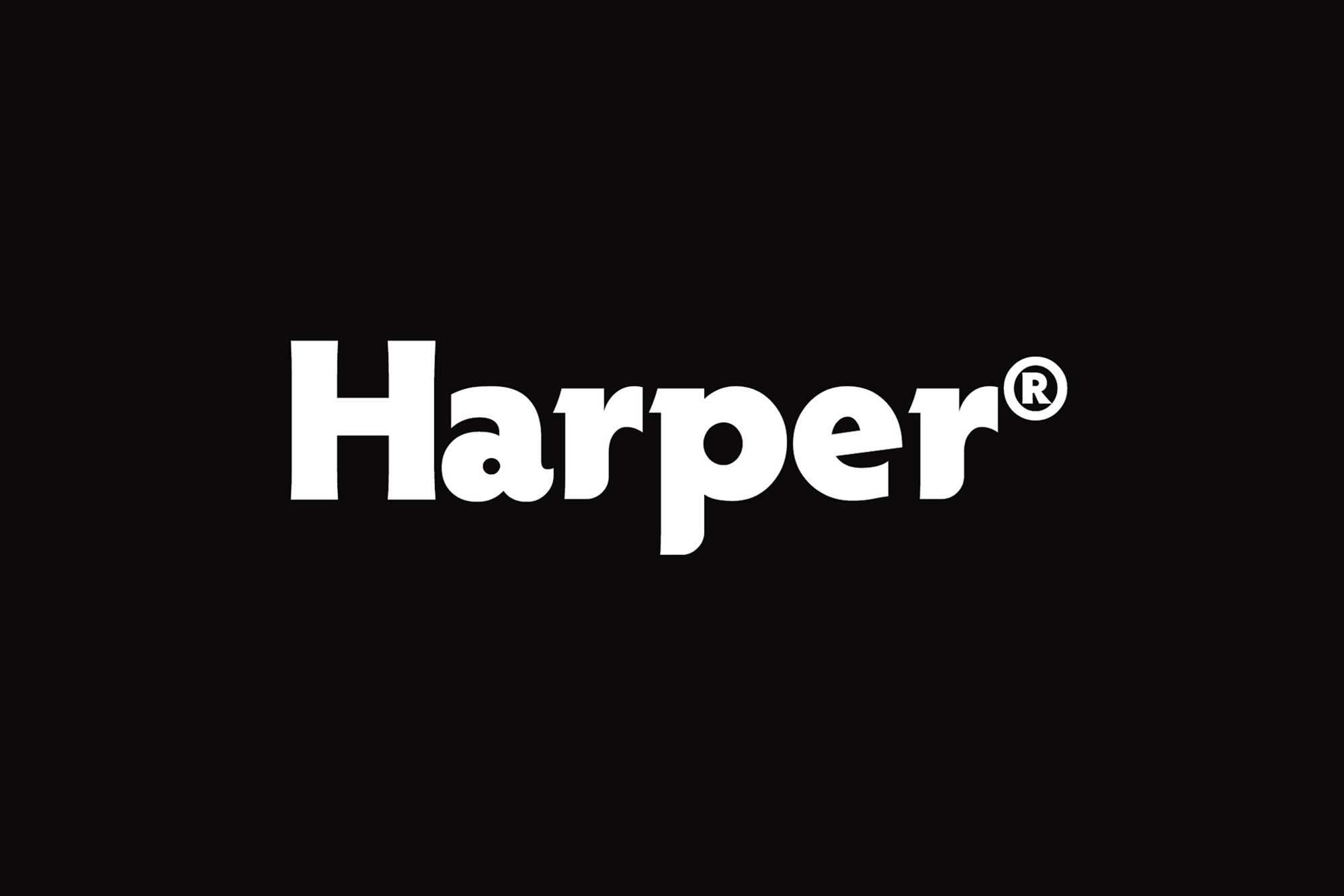 Harper Sans serif Font